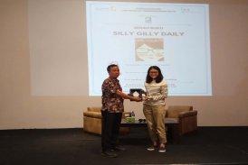 Bedah Buku Silly Gilly Daily bersama Penerbit Gramedia