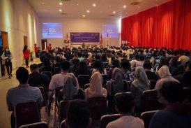 Seminar dan Peresmian BI Corner Sosialisasi Edukasi Uang Rupiah
